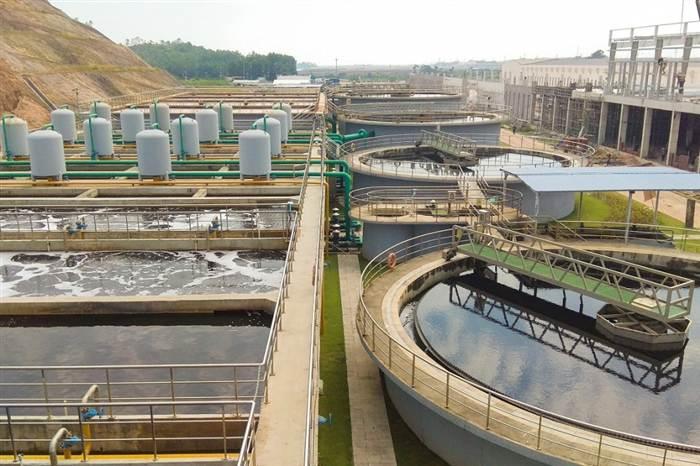 Trạm xử lý nước thải tập trung của toàn bộ KCN Cảng biển Hải Hà được đặt tại xã Quảng Điền (huyện Hải Hà).